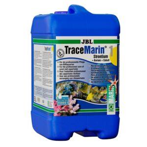 JBL TraceMarin 1 - Препарат со стронцием, барием и кобальтом для морских аквариумов, 5 л, на 70000 л