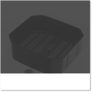 JBL CP e 150x/190x basket insert (standard) - Стандартная корзина внешнего фильтра
