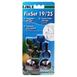 JBL FixSet 19/25 - Универсальный набор присосок для крепления трубок и шлангов внешнего фильтра CP e190x