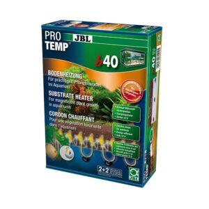 JBL ProTemp b40 II - Грунтовый термокабель для ускорения роста растений в пресноводных аквариумах 200-400 л, 40 Вт