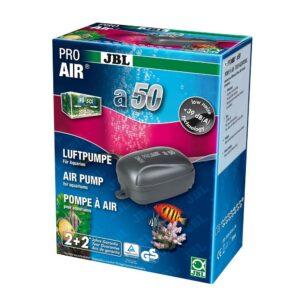 JBL ProAir a50 - Компрессор для пресноводных и морских аквариумов 10-50 л, 2,3 Вт