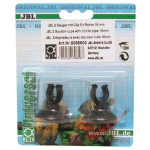 JBL suction cup with clip 16 - Присоска с зажимом для крепления предметов диаметром 16 мм