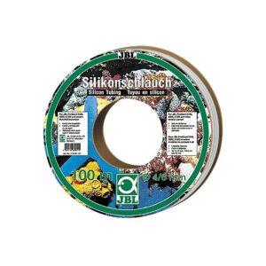 JBL Silicone hose 4/6 - Гибкий силиконовый воздушный шланг, прозрачный, 100 м, на катушке