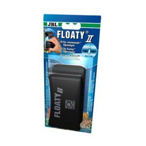 JBL Floaty II L - Плавающий магнитный скребок для чистки аквариумных стекол до 15 мм