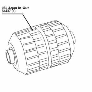 JBL Aqua In-Out hose coupling - Соединитель шлангов для сифона Aqua In-Out