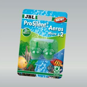 JBL ProSilent Aeras Micro S2 - Набор из двух круглых распылителей для аквариумов