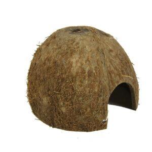 JBL Cocos Cava 1/2M - Пещерка из скорлупы кокосового ореха для аквариума и террариума
