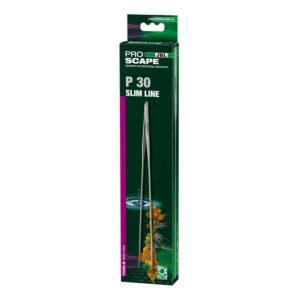 JBL ProScape Tool P 30 slim line - Тонкий прямой пинцет для оформления аквариума и посадки растений, 30 см