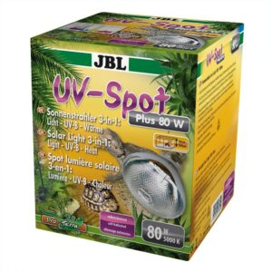 JBL UV-Spot plus - Очень мощная УФ лампа дневного спектра для террариума, 80Вт