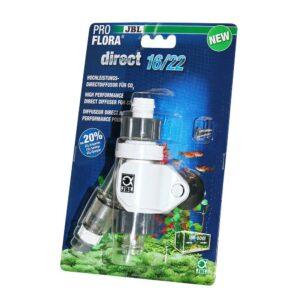 JBL ProFlora Direct 16/22 - Эффективный прямой CO2 диффузор для шлангов 16/22 мм