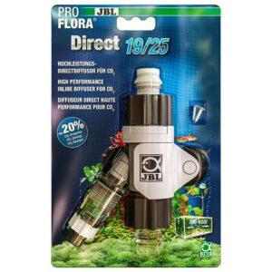 JBL ProFlora Direct 19/25 - Эффективный прямой CO2 диффузор для шлангов 19/25 мм