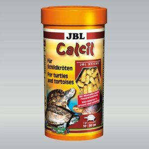 JBL Calcil - Корм в форме палочек с минералами для водных и болотных черепах, 250 мл (100 г)