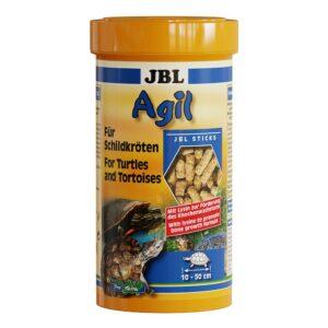 JBL Agil - Основной корм в форме палочек для водных черепах длиной 10-50 см, 250 мл (100 г)