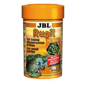 JBL Rugil - Корм в форме палочек для небольших водных черепах