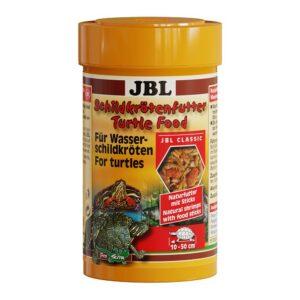 JBL Turtle food - Основной корм для водных черепах размером 10-50 см