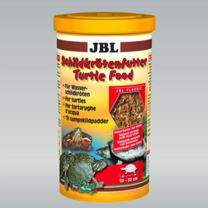 JBL Turtle food - Основной корм для водных черепах размером 10-50 см, 1 л (120 г)