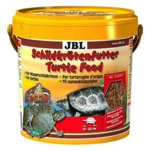 JBL Turtle food - Основной корм для водных черепах размером 10-50 см, 2,5 л (300 г)