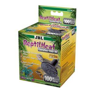 JBL ReptilHeat - Керамический нагреватель для террариумов, 100 Вт