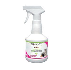Biospotix Cat spray спрей от блох для кошек 500 мл
