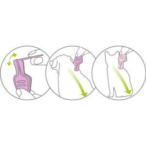 Biospotix Dog Spot on капли от блох для собак мелких и средних пород 5 пипеток по 1 мл