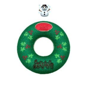 """KONG Holiday игрушка для собак Air """"Пончик"""""""