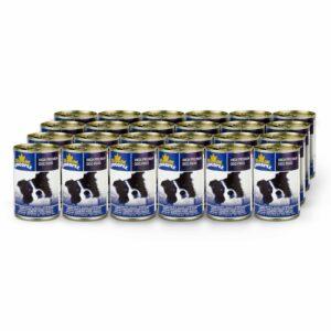 Chicopee Dog Chunks Lamb Rice консервы для собак всех пород и возрастов с кусочками ягненка и рисом в соусе - 400 г