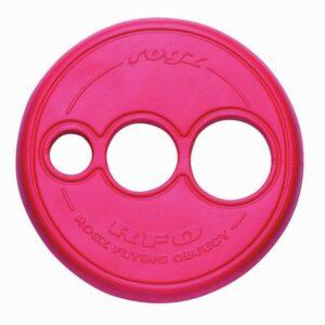 Игрушка для собак ROGZ RFO летающая тарелка красная - 230 мм