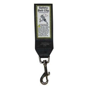 Ремень безопасности для собак ROGZ Utility -45мм (Черный SBC19A)