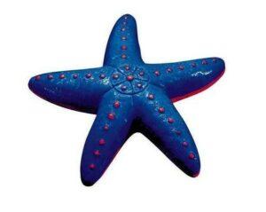GloFish Морская звезда - декорация с GLO-эффектом