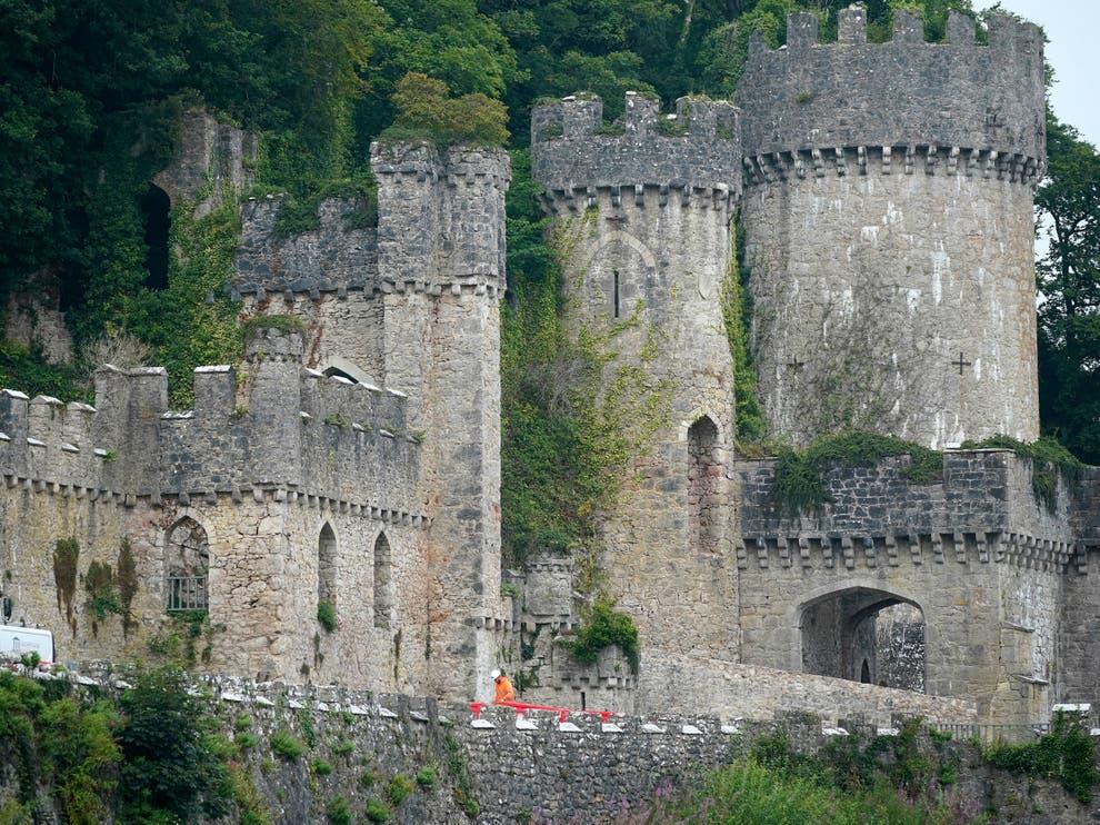 замок Грайч Касл