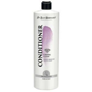 Iv San Bernard Traditional Line Cristal Clean Кондиционер для устранения желтизны шерсти
