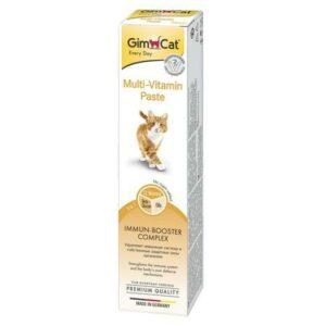GIMCAT Мультивитамин Паст