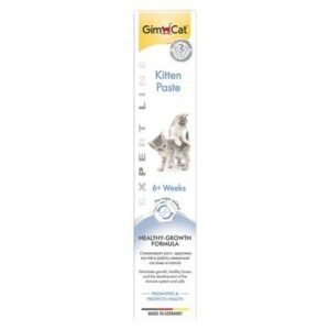 GIMCAT EXPERT LINE Киттен Паст  + кальций
