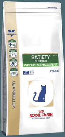 +676015 R.C. Сетаети Вейт Менеджмент САТ 34 д/кошек с ожирением, избыточным весом 1,5кг*6