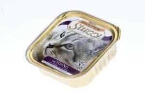 131.С201    MISTER STUZZY CAT консервы для кошек 100г, с Тунцом, алюпак (уп-32шт)