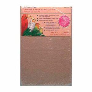 PENN-PLAX GRAVEL PAPER  набор песочное дно для клеток