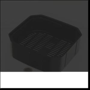 JBL CP e 40x/70x/90x basket insert (standard) - Стандартная корзина внешнего фильтра